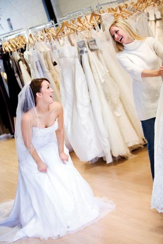 Najczęstrze błędy przy wyborze sukni ślubnej