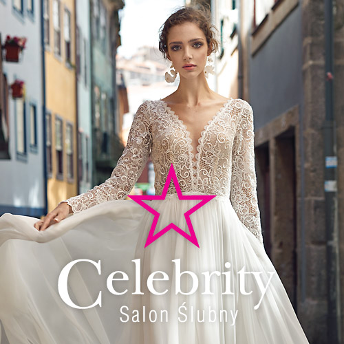 Celebrity – Salon Ślubny