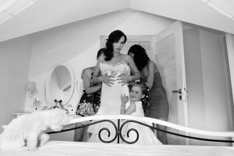 Przedślubne przygotowania