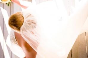 Jak upiąć welon do ślubu?