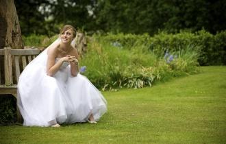 Panna młoda - czego jej nie mówić w dniu ślubu?