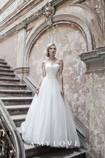 Kolekcja Amy Love Bridal 2016, model JAVA