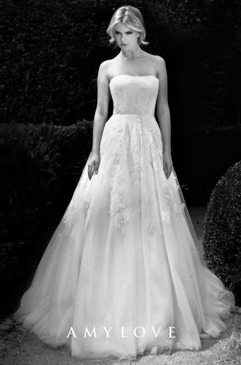 Kolekcja Amy Love Bridal 2016, model JOVANA