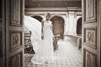 Kolekcja Amy Love Bridal 2016, model JUNO