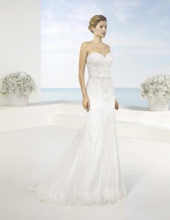 Kolekcja sukien ślubnych Luna Novias 2016, model TETUAN