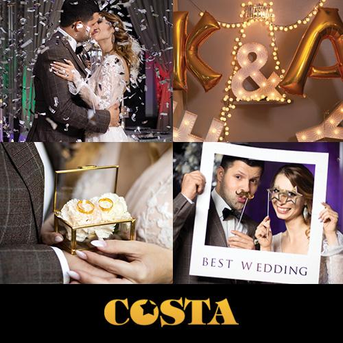 **Costa – profesjonalne dekoracje