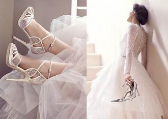 Jimmy Choo buty do ślubu
