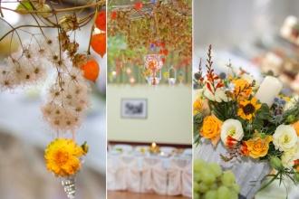 Wesele w stylu rustykalnym - Kwiaciarnia Indigo EFD