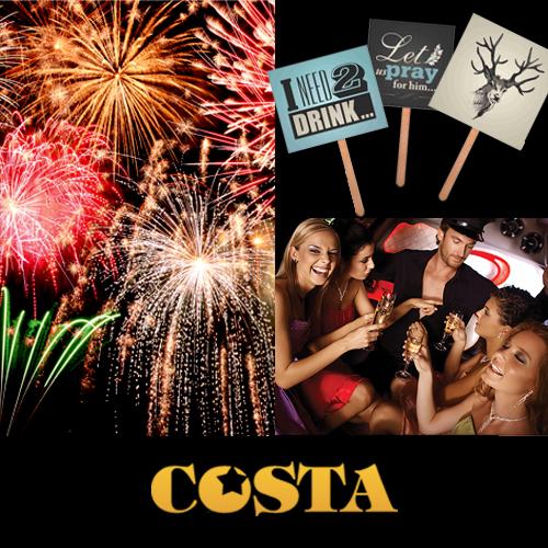 **Costa – atrakcje weselne
