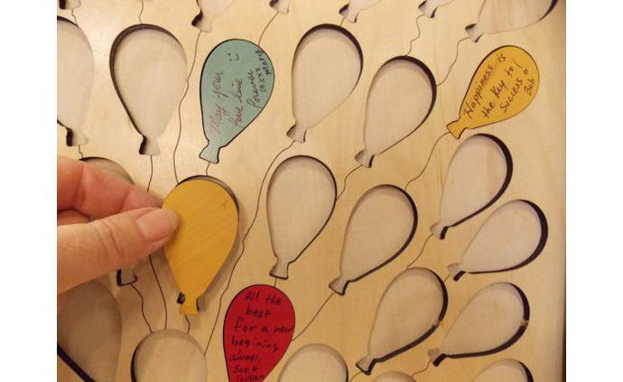 Księga życzeń puzzle