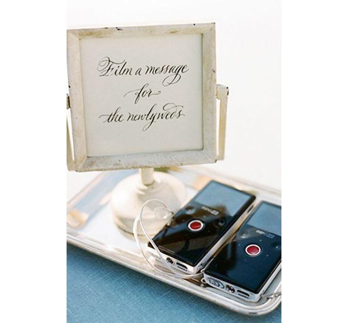 Życzenia od gości weselnych na wideo