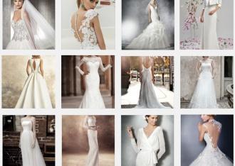 Najmodniejsze suknie ślubne trendy 2016