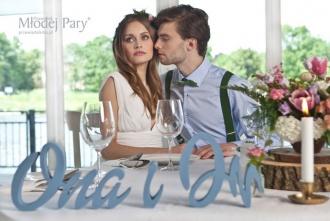 Litery i inicjały na wesele
