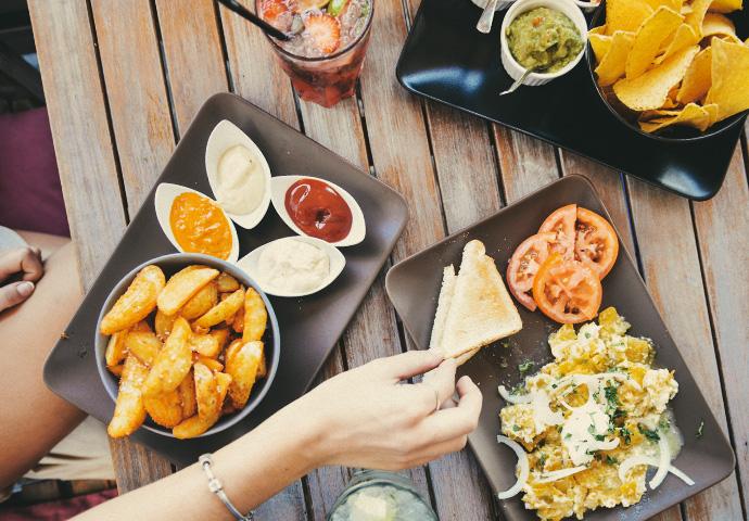 Złe nawyki żywieniowe kontra odchudzanie