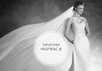 Suknie ślubne 2017 Pronovias Haute Couture