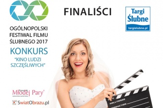 Finaliści konkursu na najlepszy film ślubny 2017