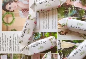 Krówki ślubne od Cukrówki dla Przewodnika Młodej Pary