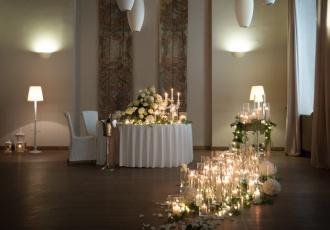 Romantyczne wesele w Art Hotelu