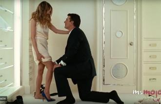 Scena oświadczyn z Seksu w Wielkim Mieście