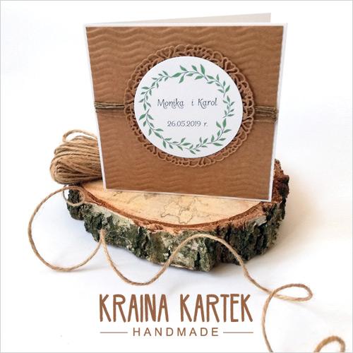 Kraina Kartek Handmade