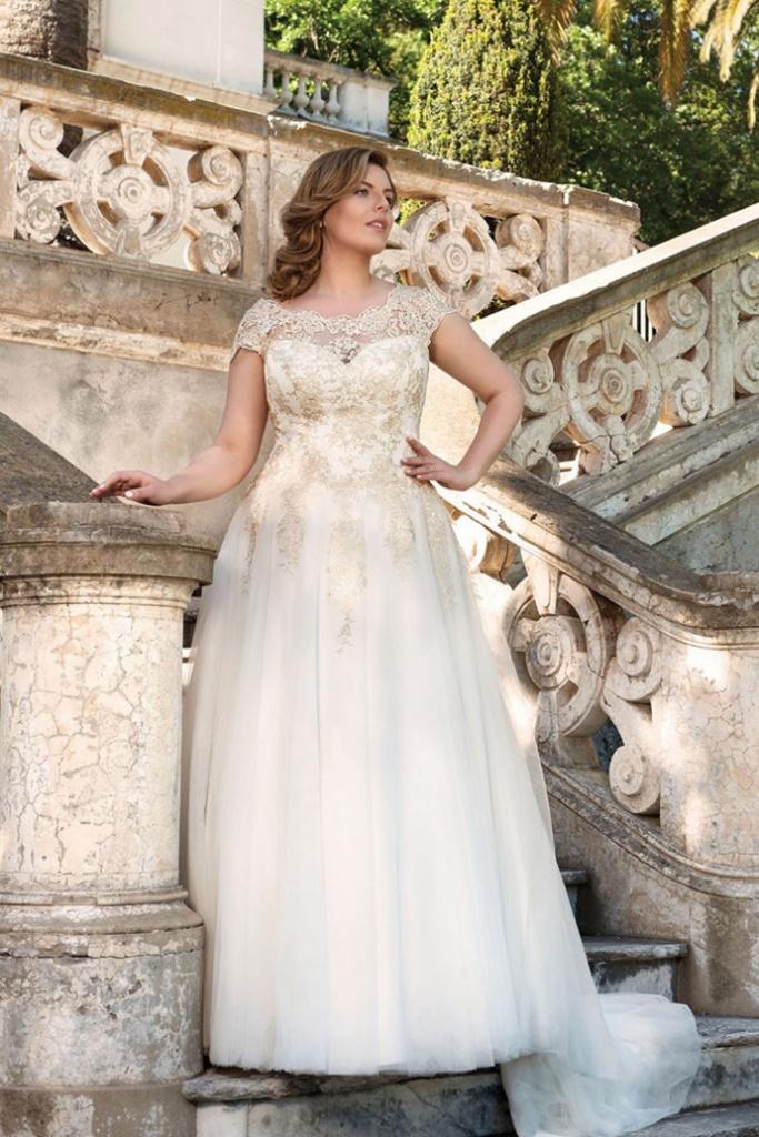 Suknia ślubna Agnes Bridal Lovely