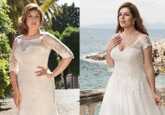 Suknia ślubna Agnes Bridal Lovely większe rozmiary