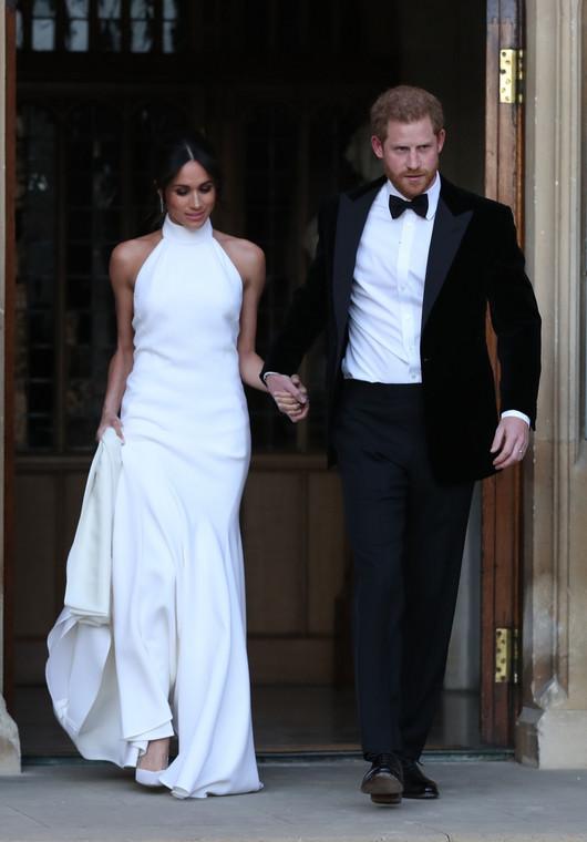 Ślub Księcia Harrego i Meghan Merkle