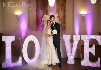 Ślub glamour we wrocławskim Art Hotelu