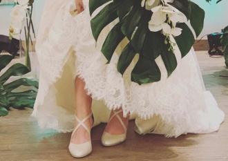 Buty t-bar do ślubu