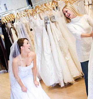 Salony sukien ślubnych