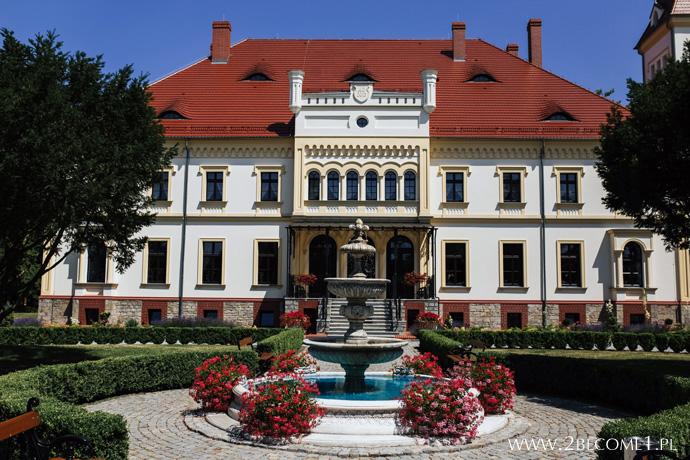 Pałac Borek Strzeliński na ślub i wesele