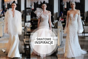 Kolekcja sukien ślubnych Ines di Santo 2020