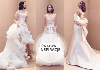 Kolekcja sukien ślubnych 2020 Oscar de la Renta