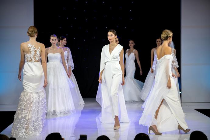 Pokaz sukien ślubnych w Hali Orbita 2019