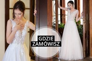 Kolekcja sukien ślubnych z Salonu Marzenie 2020