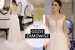 Kolekcja sukien ślubnych Estera 2020 w Salonie Marzenie