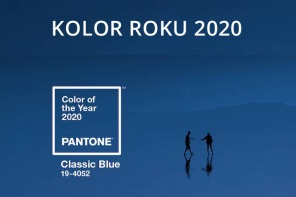 Kolor roku 2020 Classic Blue do ślubu
