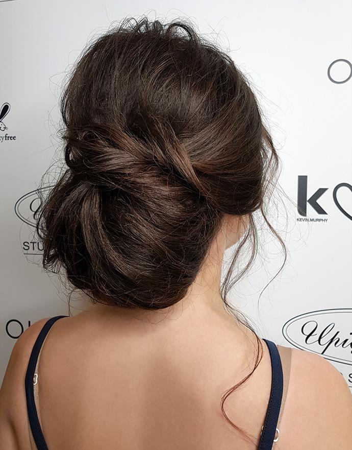 Modne upięcie włosów do ślubu