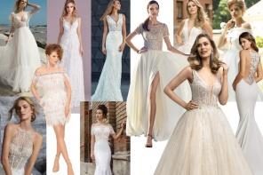 Suknie ślubne trendy 2020