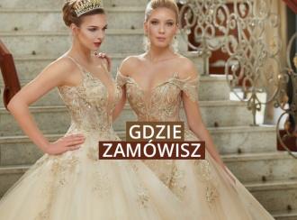 Suknie ślubne Agora Celebration 2021