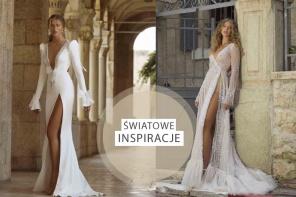 Suknie ślubne Berta 2021