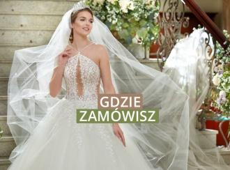 Suknia ślubna princessa Agora 2021 Wrocław